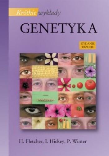 Okładka książki Krótkie wykłady. Genetyka