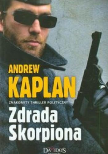 Okładka książki Zdrada Skorpiona