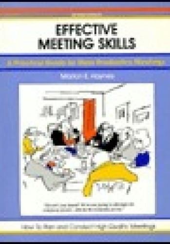 Okładka książki Effective Meeting Skills