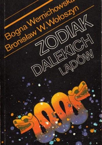 Okładka książki Zodiak dalekich lądów