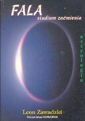 Okładka książki Fala - Studium zaćmienia