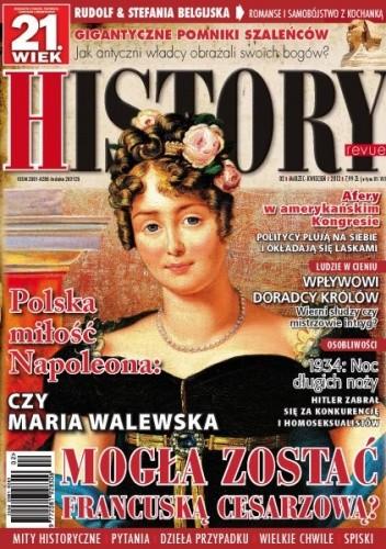 Okładka książki 21. Wiek History Revue nr 02/2013 r.