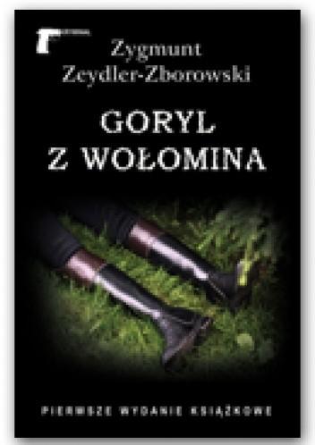 Okładka książki Goryl z Wołomina