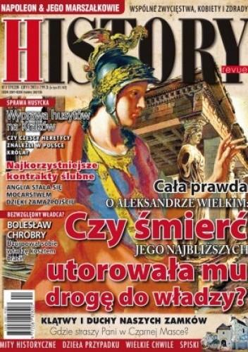 Okładka książki 21. Wiek History Revue nr 01/2013 r.