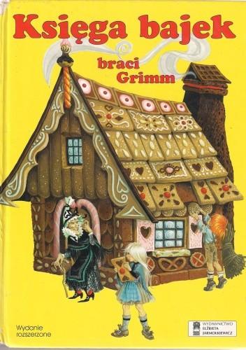 Okładka książki Księga bajek braci Grimm