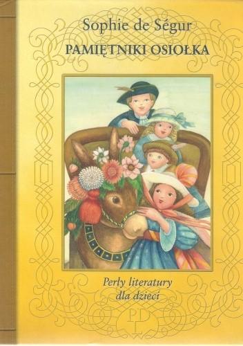 Okładka książki Pamiętniki osiołka