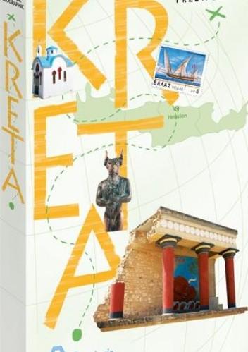 Okładka książki Kreta. Wakacje na walizkach