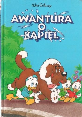 Okładka książki Awantura o kąpiel