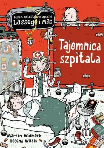 Okładka książki Tajemnica szpitala