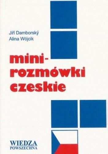 Okładka książki Mini-rozmówki czeskie