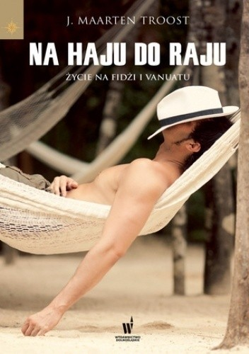 Okładka książki Na haju do raju. Życie na Fidżi i Vanuatu