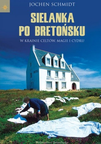 Okładka książki Sielanka po bretońsku