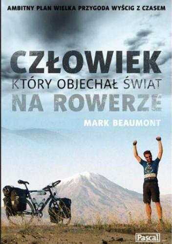 Okładka książki Człowiek, który objechał świat na rowerze