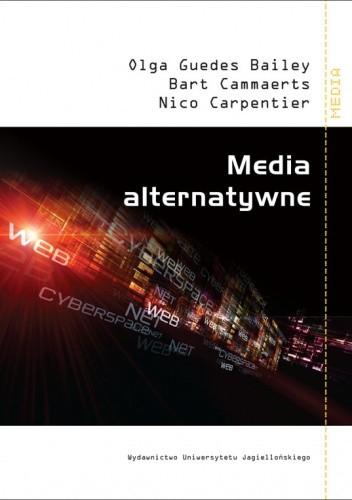 Okładka książki Media alternatywne