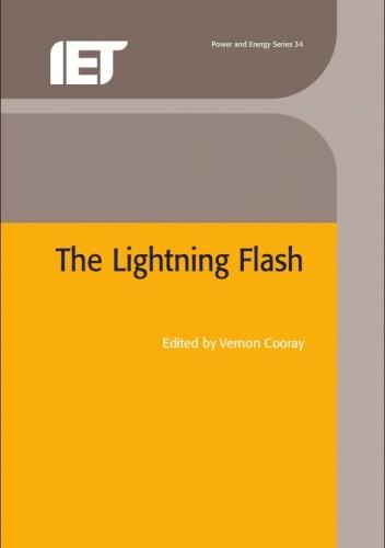 Okładka książki The lightning flash