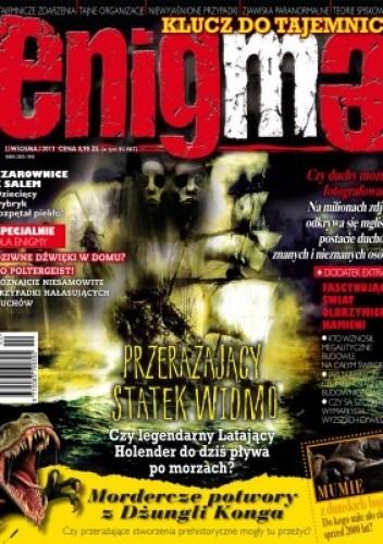 Okładka książki Enigma - Klucz do tajemnic 2/2013