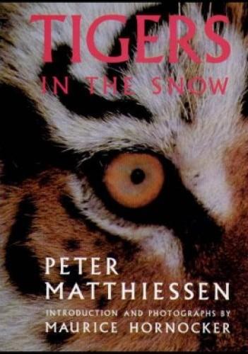Okładka książki Tigers in the Snow