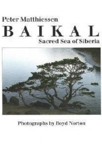Okładka książki Baikal: Sacred Sea of Siberia