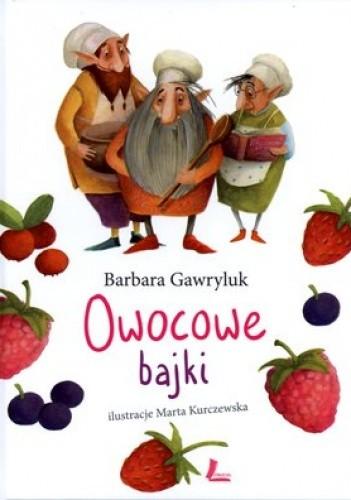 Okładka książki Owocowe bajki