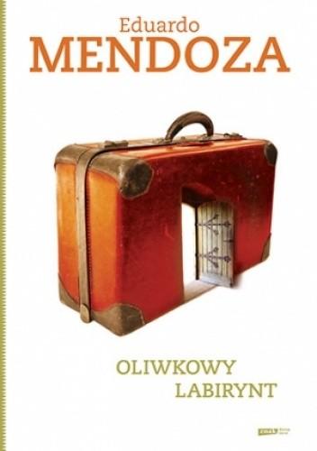 Okładka książki Oliwkowy labirynt