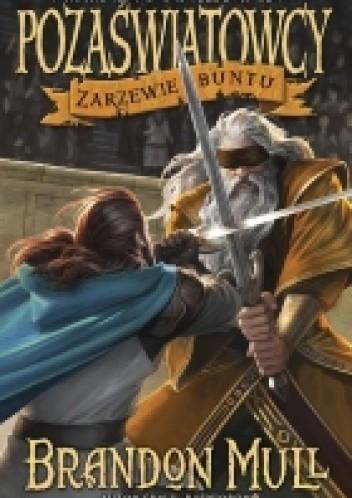 Okładka książki Zarzewie buntu