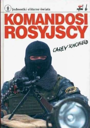 Okładka książki Komandosi rosyjscy