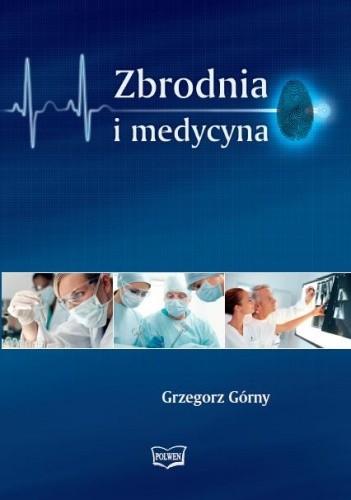 Okładka książki Zbrodnia i medycyna