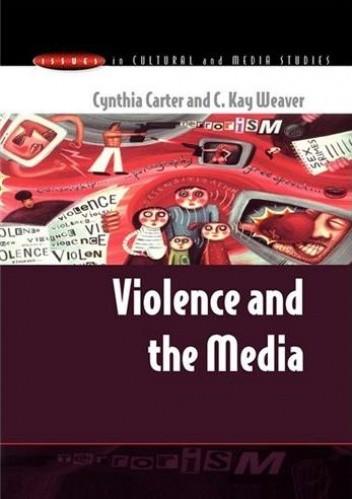 Okładka książki Violence and the Media