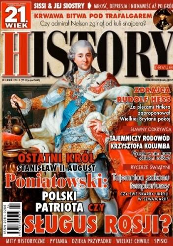 Okładka książki 21.Wiek History Revue nr 04/2011 r.