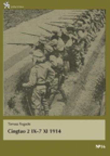 Okładka książki Cingtao 2 IX – 7 XI 1914
