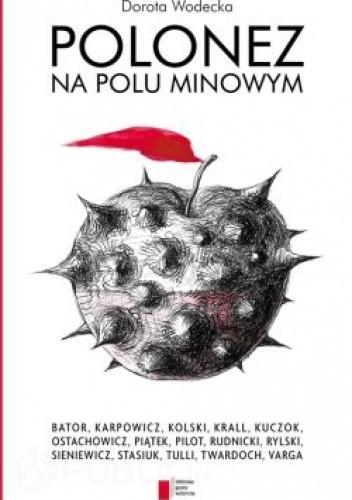 Okładka książki Polonez na polu minowym