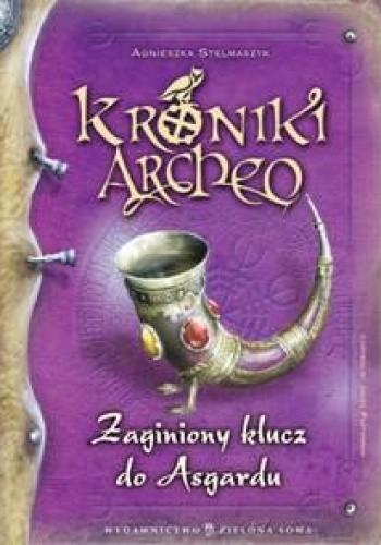 Okładka książki Zaginiony klucz do Asgardu