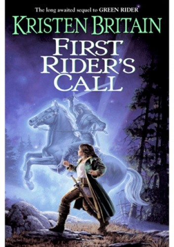 Okładka książki First Rider's Call