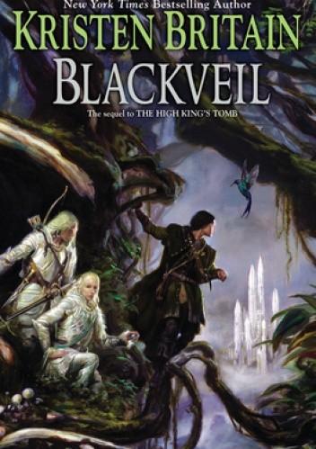 Okładka książki Blackveil