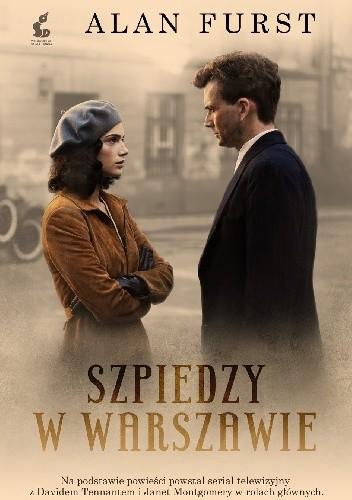 Okładka książki Szpiedzy w Warszawie