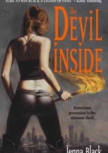 Okładka książki The Devil Inside