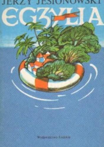 Okładka książki Egzylia