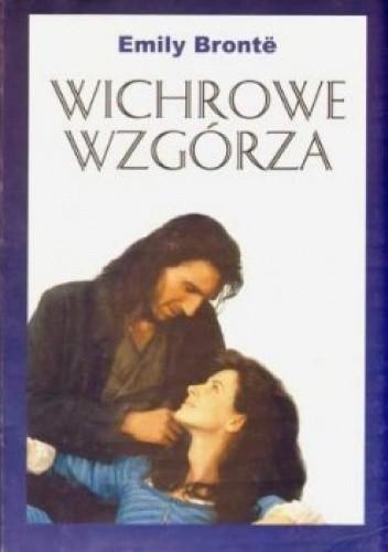 Okładka książki Wichrowe Wzgórza