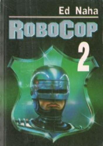Okładka książki Robocop 2