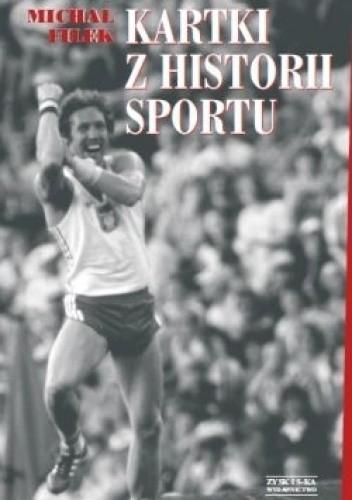 Okładka książki Kartki z historii sportu