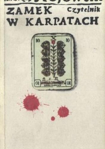 Okładka książki Zamek w Karpatach