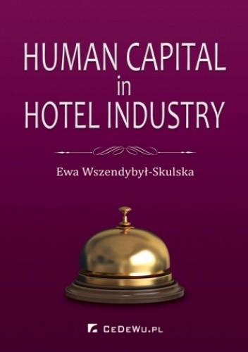 Okładka książki Human Capital in Hotel Industry