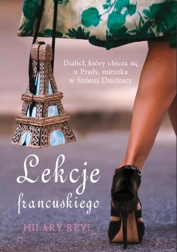 Okładka książki Lekcje francuskiego