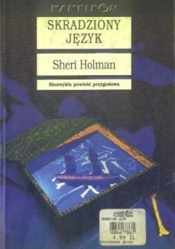 Okładka książki Skradziony język