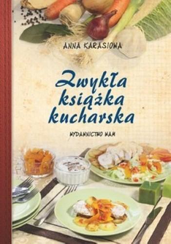 Okładka książki Zwykła książka kucharska