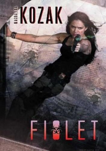 Okładka książki Fiolet