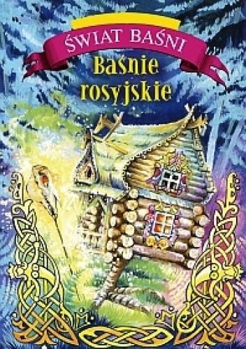 Okładka książki Baśnie rosyjskie