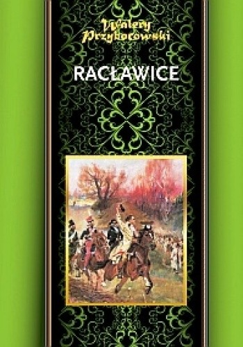 Okładka książki Racławice