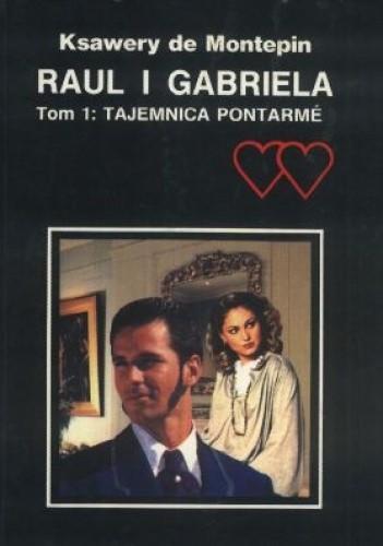 Okładka książki Tajemnica Pontarmé