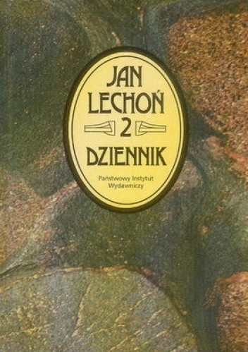 Okładka książki Dziennik. Tom 2